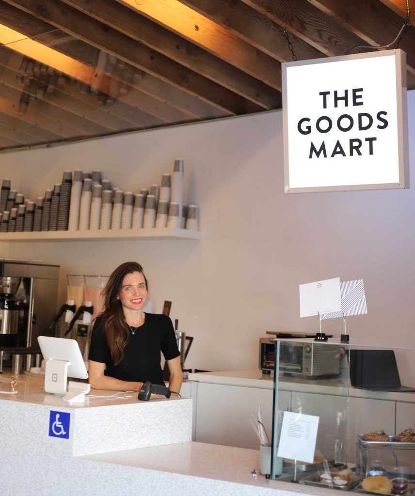 Rachel Krupa, Founder/CEO, The Goods Mart