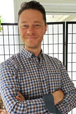 Aaron McLean, Chief Marketing Officer, Stuzo