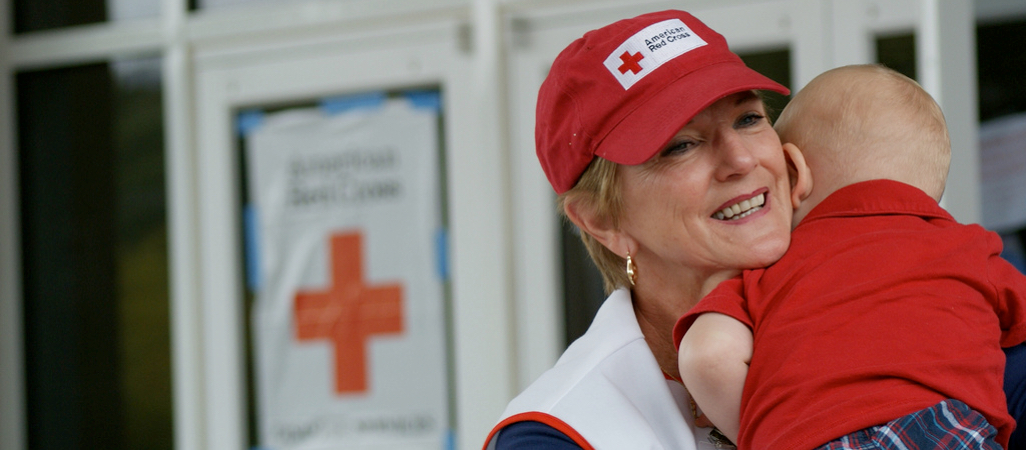 Selma Bouhl, VP of Marketing Strategy & Creative, American Red Cross