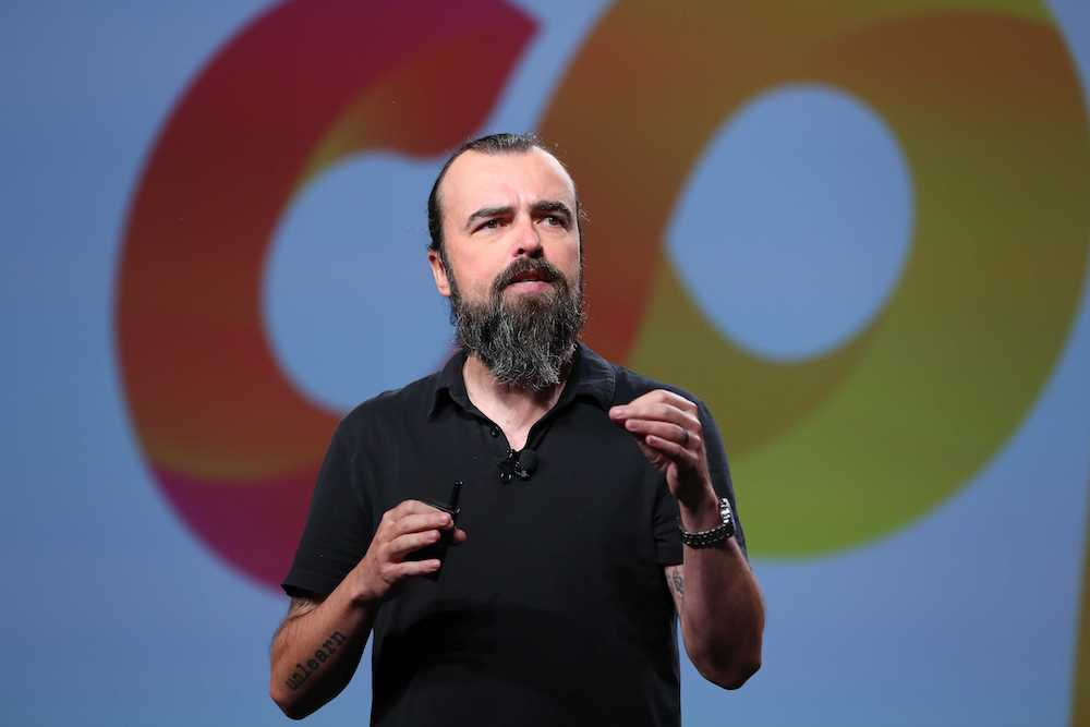 Scott Stratten, President, Unmarketing