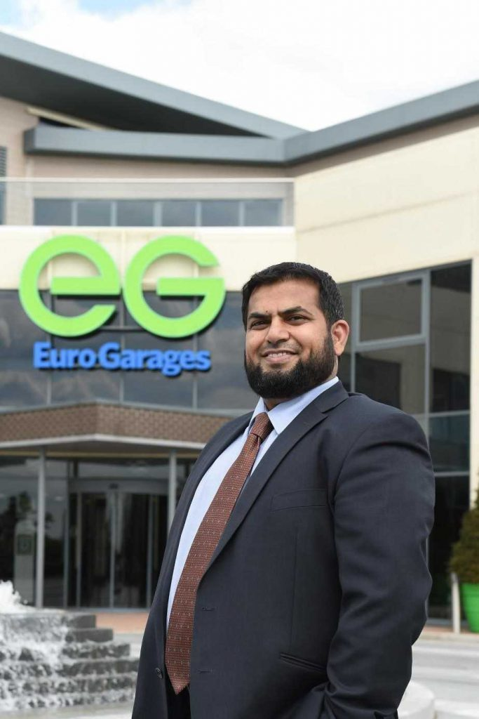 Ilyas Munshi, Group Commercial Director, EG Group