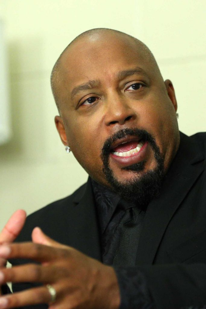 Daymond John, American businessman, investor, television personality, author, and entrepreneur