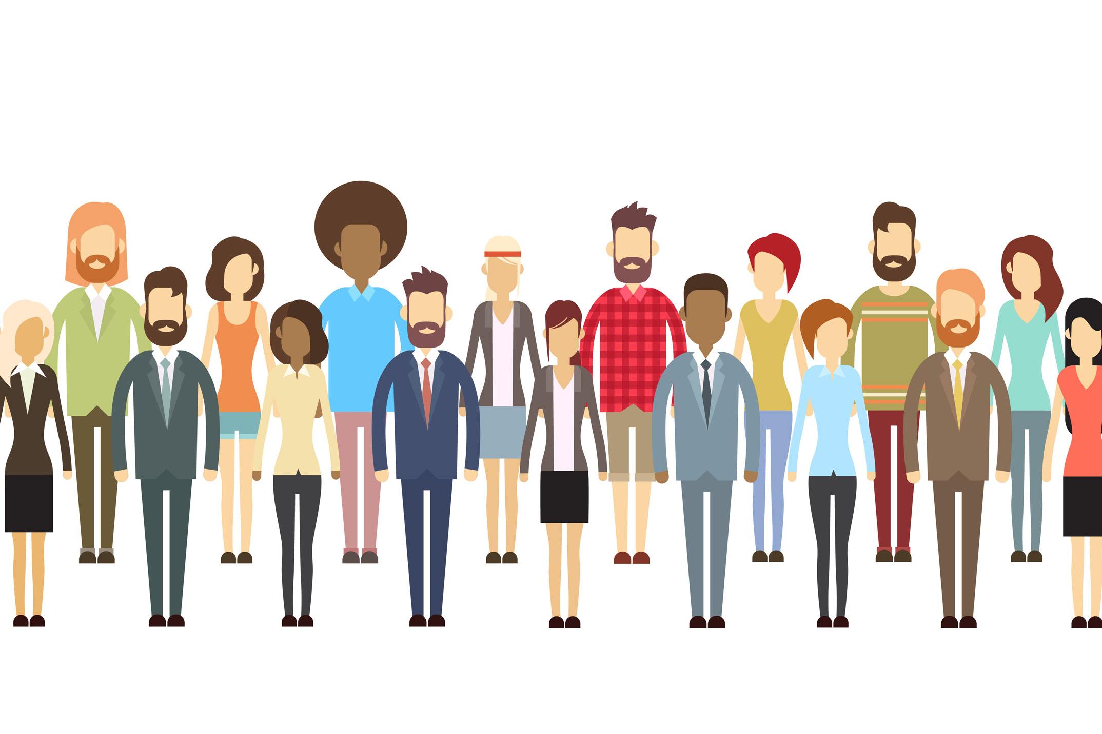 Values Matter, Demographics Don't