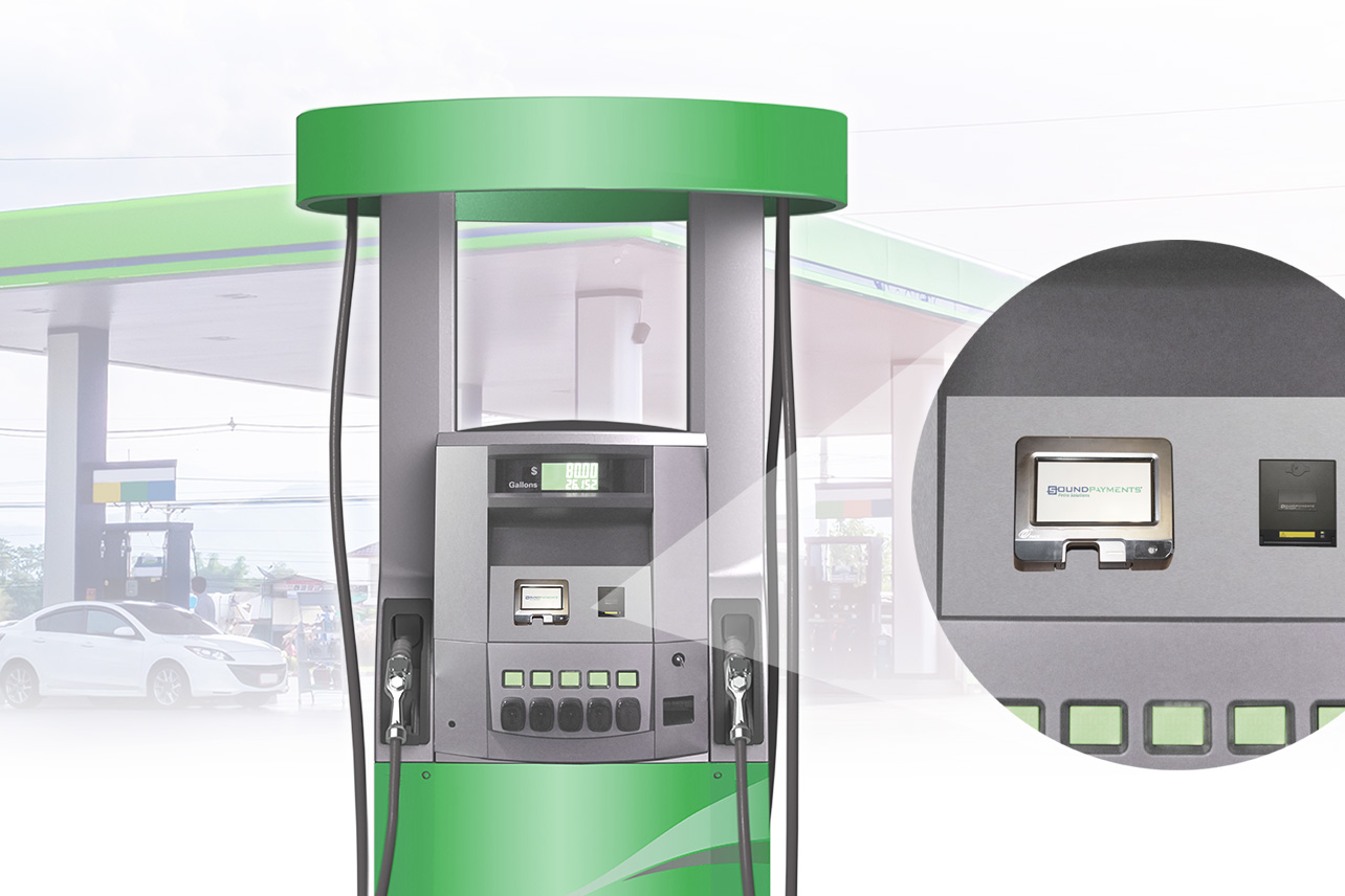 Protect Card Payments at the Gas Pump