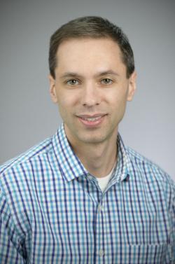 Patrick Loftus, Survey Research and Data Visualization Manager, NACS